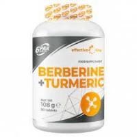 6PAK Berberine + Turmeric