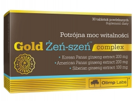 Olimp Gold zen-sen complex