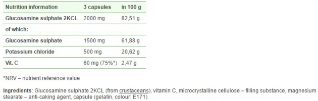 Olimp Glucosamine Flex
