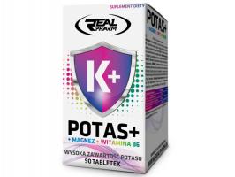 Real Pharm Potassium + Magnesium + B6