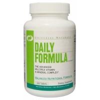 Universal Nutrition daily multivitamins